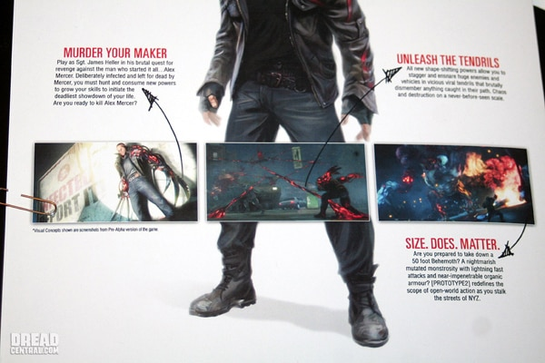Prototype 2 Mystery Package Contents Unveiled