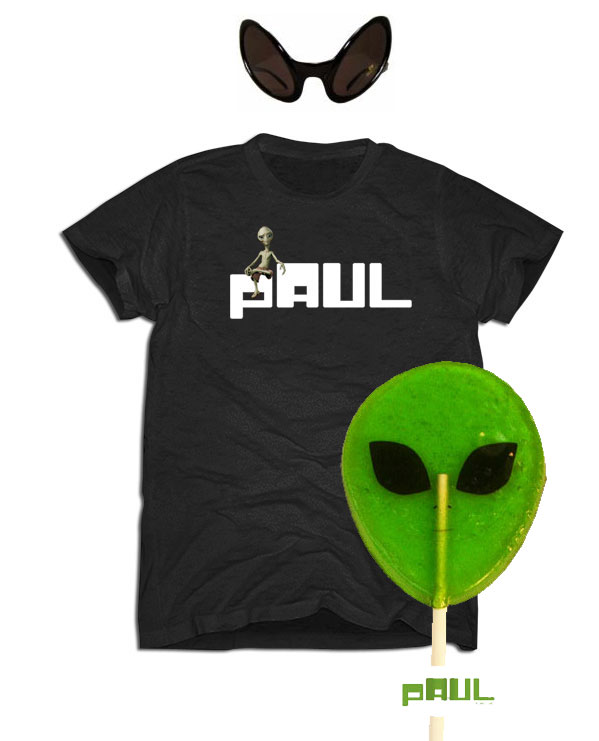 Win Some Out of This World Paul Swag