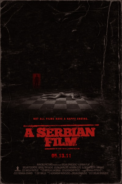 Theatrical Release News and One-Sheets - A Serbian Film