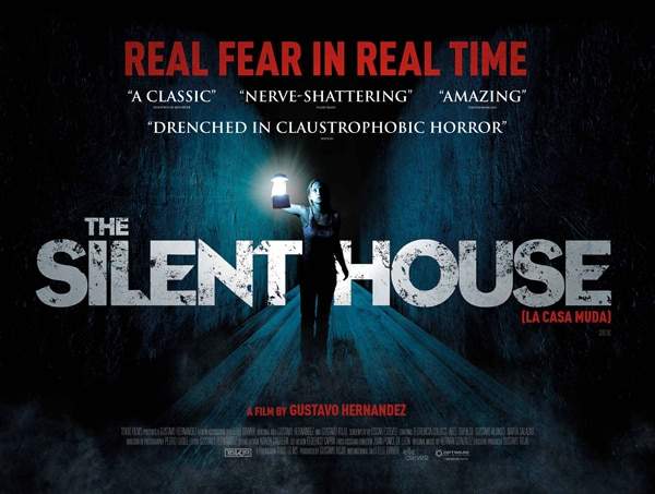 The Silent House (La Casa Muda) affiche