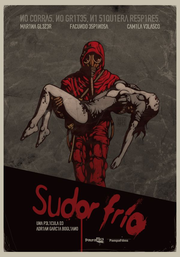 SXSW 2011: Two New Posters for Cold Sweat (Sudor Frío)