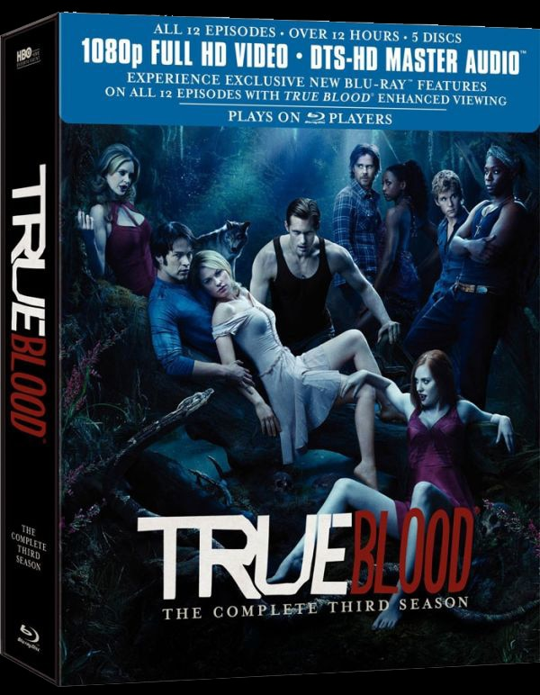 True Blood Season 3 Finally Comes Home to Blu-ray and DVD
