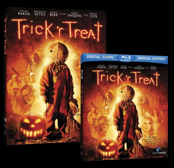 FEARnet and Trick 'r Treat's Sam Celebrate Dad!