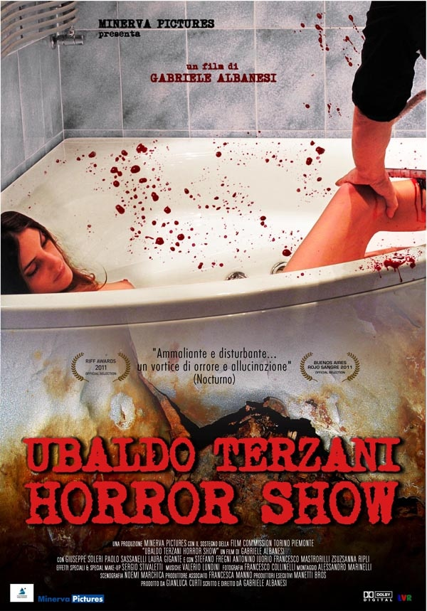US Premiere Date Set for Ubaldo Terzani Horror Show