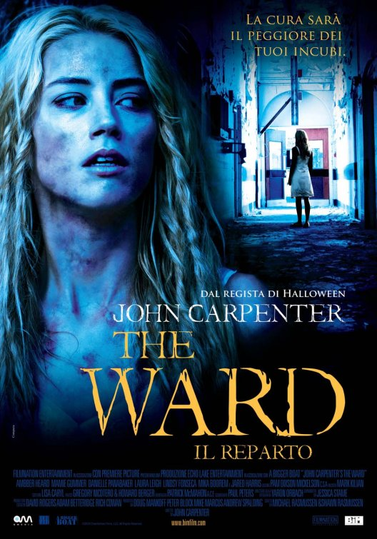 Check into Three Creepy New International Clips from John Carpenter's The Ward