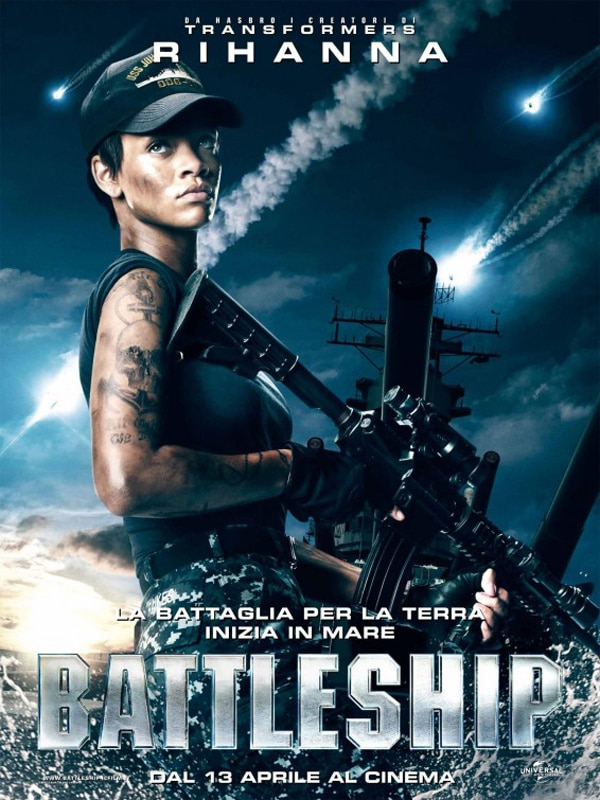 New International Character One-Sheets for Battleship Get Up Close and Personal