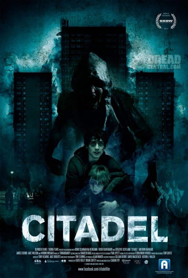 Writer/Director Ciaran Foy & Co-Stars Aneurin Barnard and Wunmi Mosaku Talk Citadel