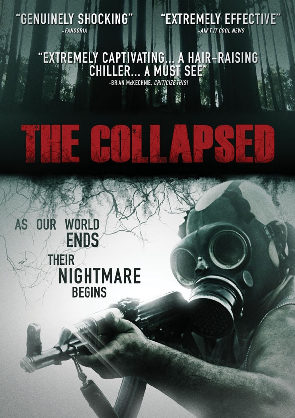 New Clips and the Official Trailer for The Collapsed