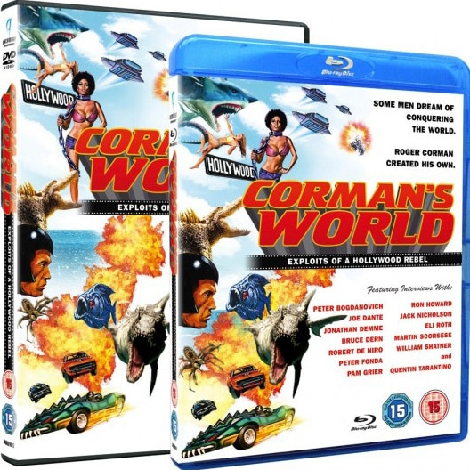 UK Readers: Enter Corman's World with a Free Copy on Blu-ray!