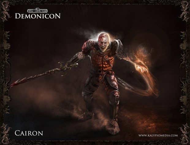 E3 2012: The Dark Eye: Demonicon Teaser