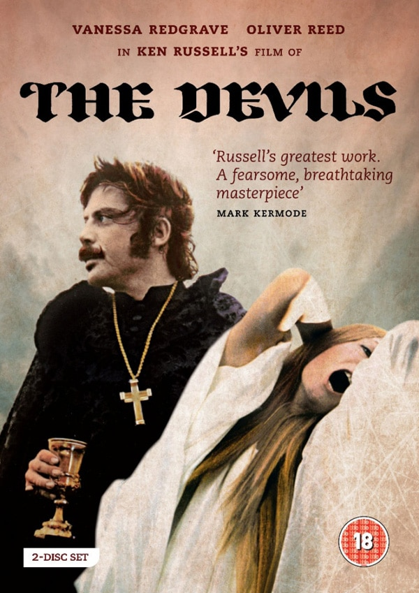 The Devils Arise With New X-Rated UK DVD!