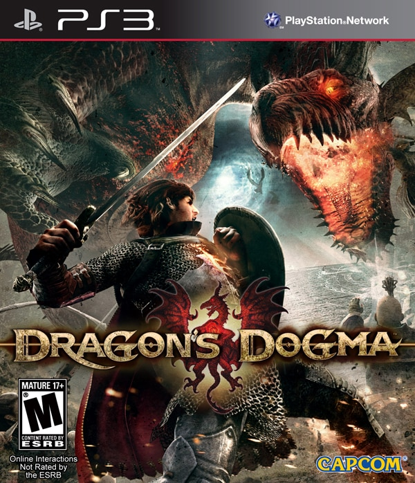 Dragon's Dogma Reveals Box Art and Trailers