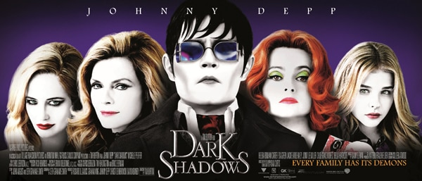 Latest Dark Shadows Banner Has Lots of Character