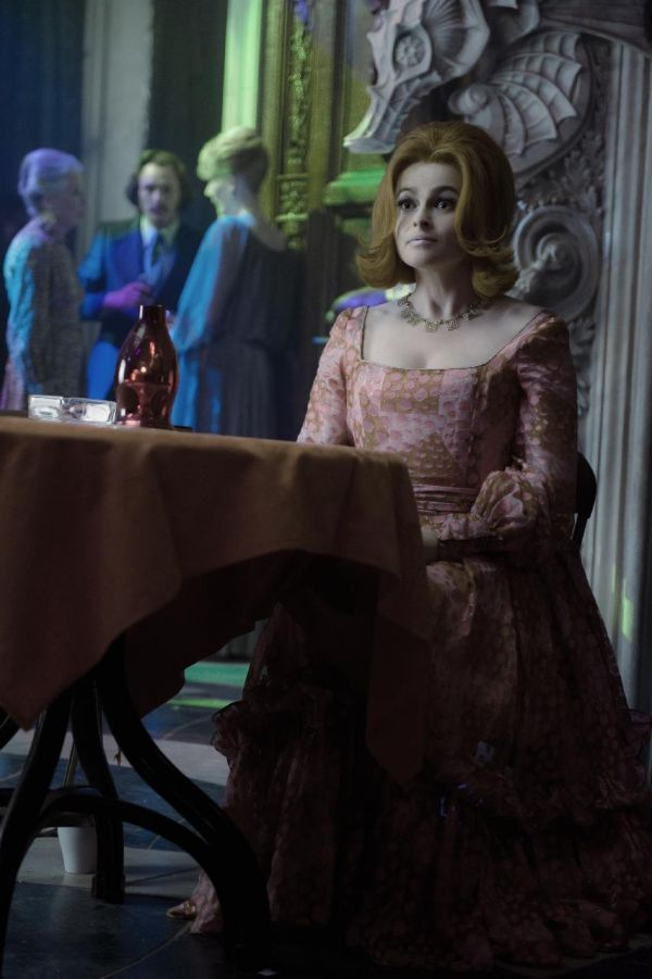Helena Bonham Carter Has Seen Better Days in Latest Dark Shadows Image