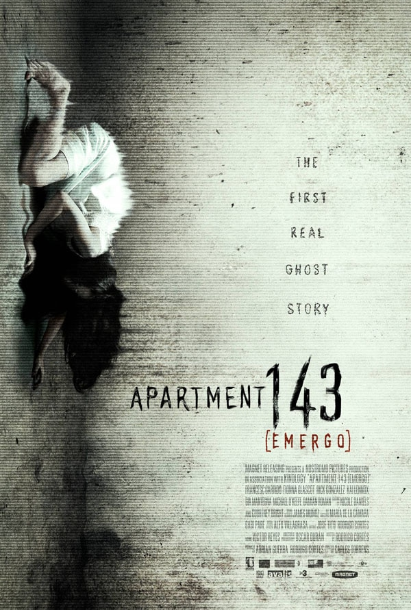 Domestic Trailer for  Apartment 143 Brings on the Spookshow