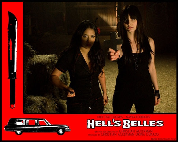 Exclusive First Look at the Trailer for Hell's Belles