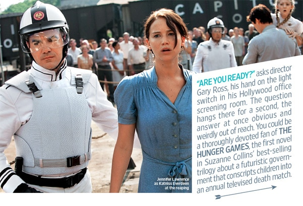 A Half-Dozen New Stills from The Hunger Games