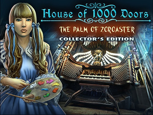 House of 1,000 Doors 2 Collector's Edition Coming Soon