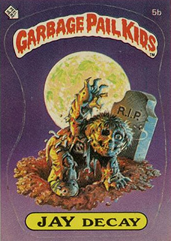 When There's No More Room in Hell a New Garbage Pail Kids Movie Will Walk the Earth