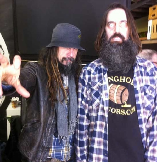 New Lords of Salem Behind-the-Scenes Image Rockin' a SERIOUS Beard