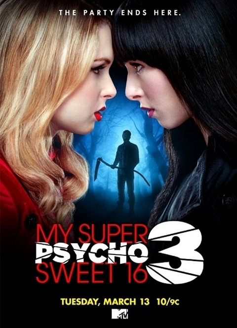 New Stills From My Super Psycho Sweet 16 Part 3! Catch it Tonight!