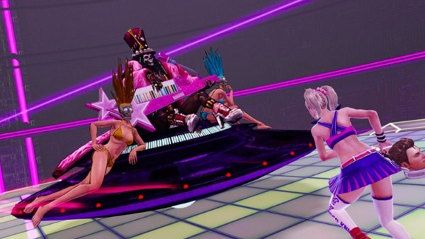 Hands-On Lollipop Chainsaw!