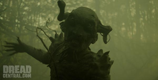 Leprechaun's Revenge: Exclusive First Look at the Creature! (click for larger image)