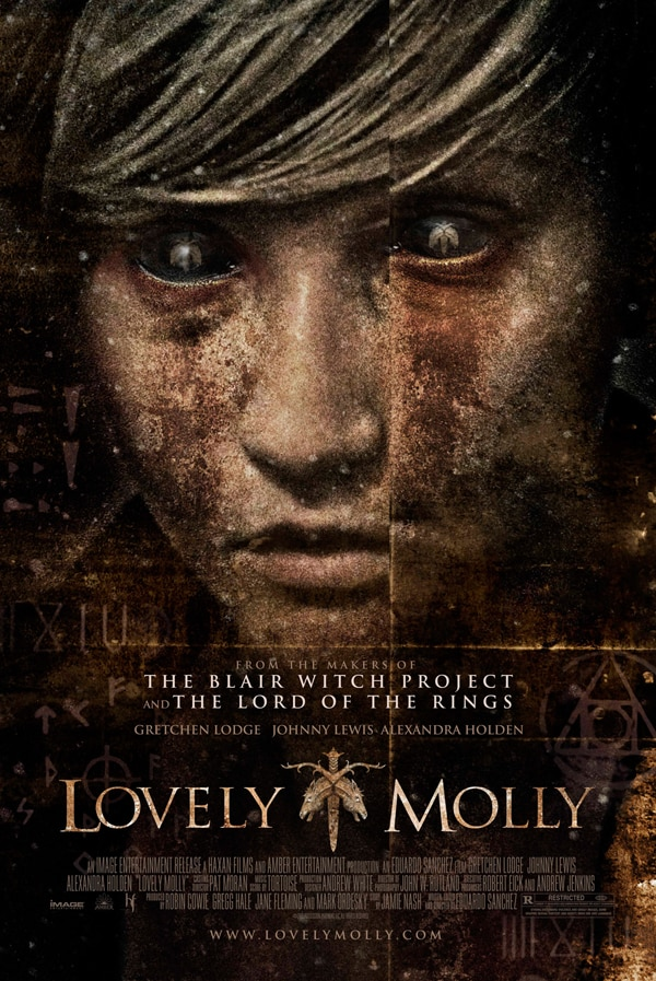 Lovely Molly Gets Possessed by This New Motion Poster!