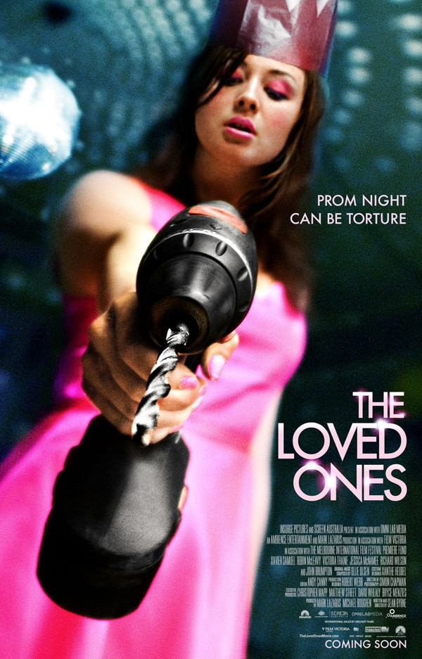 New Trailer for The Loved Ones and Theater Listing!