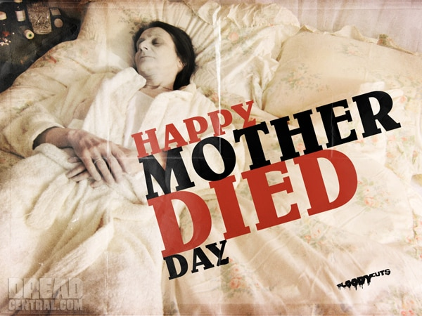 Exclusive Still and Artwork and Teaser from Bloody Cuts Short Mother Died