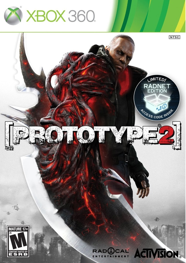 Behind-the-Scenes of Boss Fights In New Prototype 2 Trailer