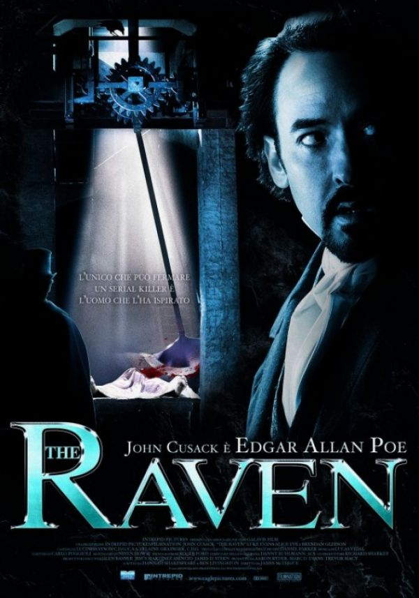 International Poster for The Raven Starts the Pendulum Swinging