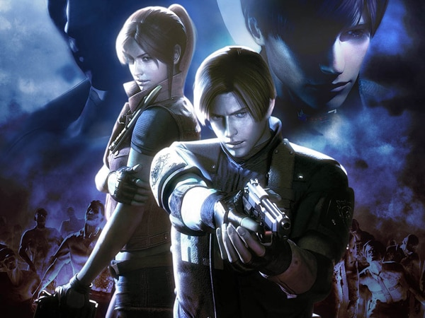 Resident Evil Chronicles HD Collection Coming to PS3