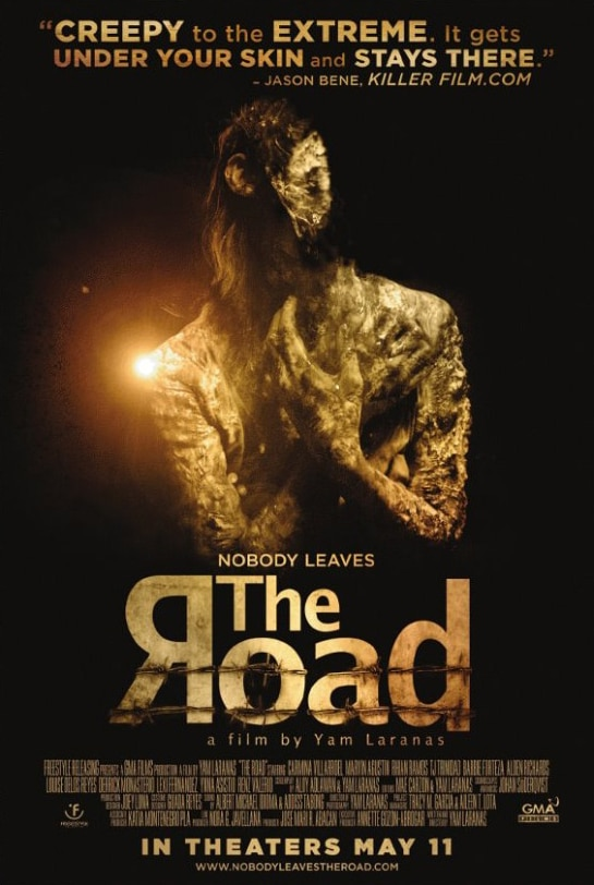 Official Trailer Premiere for Yam Laranas' The Road