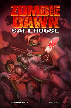Comic Book Tie-In to Be Released with Zombie Dawn