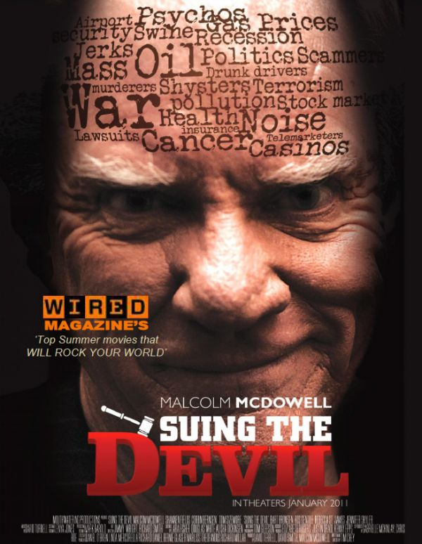 Trailer and One-Sheet Granted After Suing the Devil