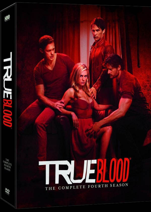True Blood Season Four Continues to Suck on Home Video