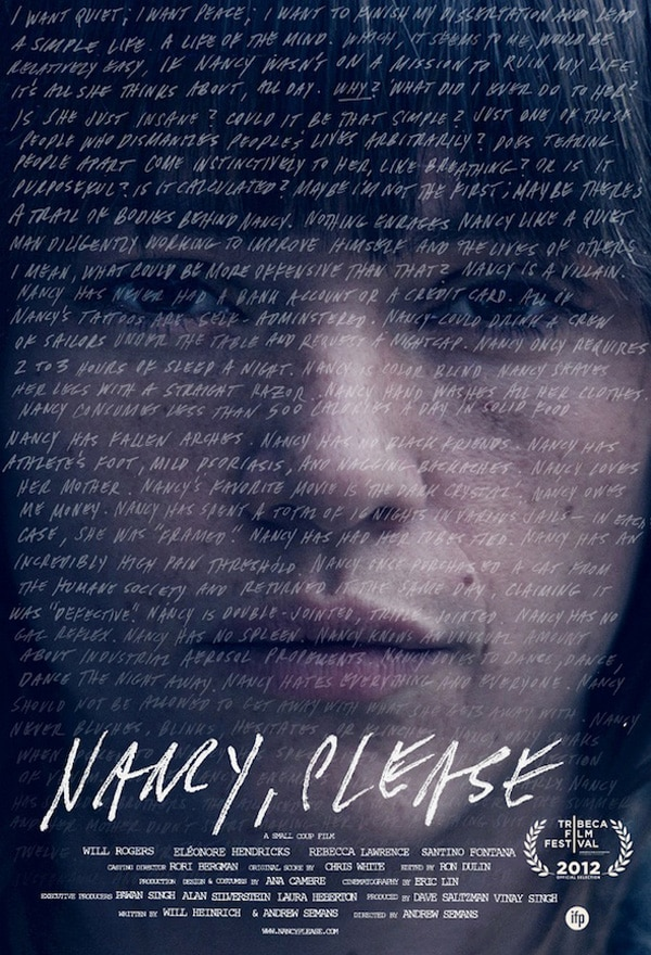 Nancy, Please - 2012 Tribeca Film Festival
