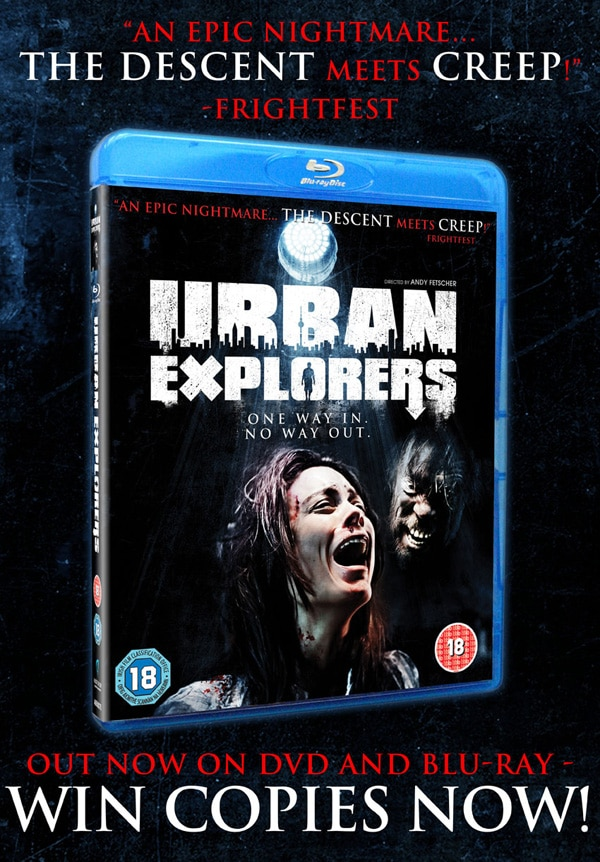 UK Readers: Go Deeper to Win an Urban Explorers Blu-ray!