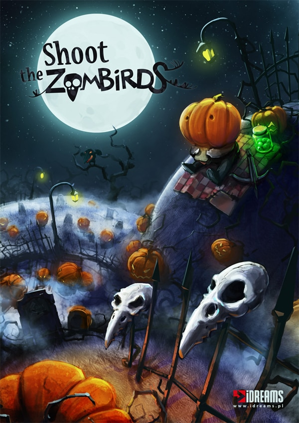 Shoot the Zombirds Teaser Swooping In