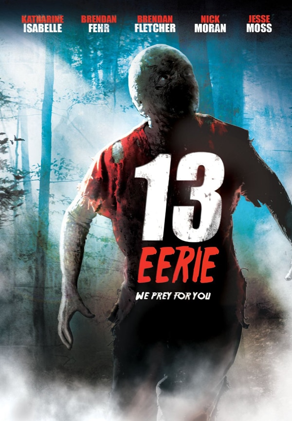 Terror Moves into 13 Eerie this April