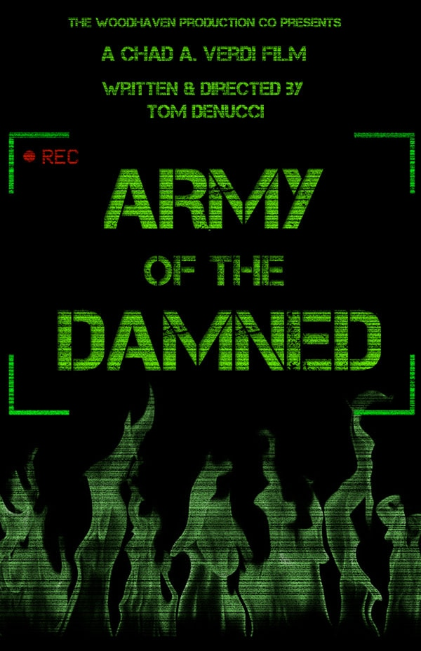 Godsmacked! Legendary Rocker Sully Erna to Make Cinematic Debut in Woodhaven Films' Army of the Damned