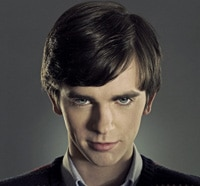 Freddie Highmore - Should You Check Into the Bates Motel Tonight? Our Review Is Live!