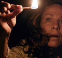 New One-Sheet for The Conjuring Lets it All Hang Out