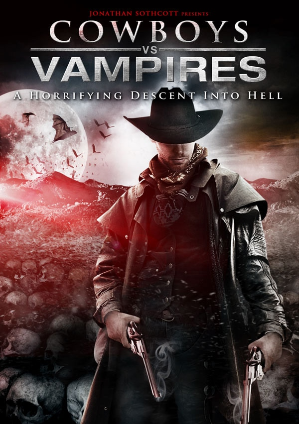 Horror Western Cowboys vs. Vampires