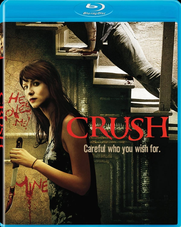 Get a Crush on Blu-ray