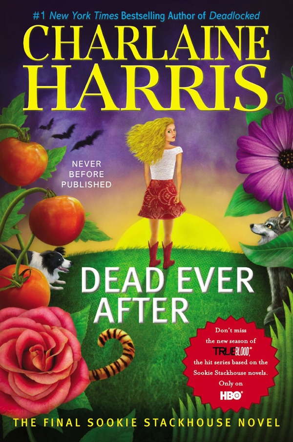 Release Date Set for Charlaine Harris' Final Sookie Stackhouse Book