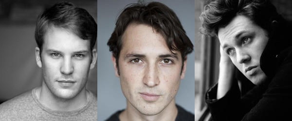 Ben Lamb, Ben Lloyd-Hughes, and Christian Madsen - Three Young Hunks Join the Cast of Divergent