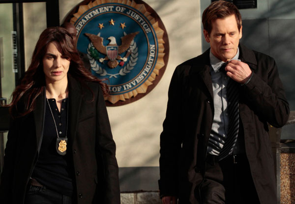 Promo and Stills from The Following Episode. 1.09 - Love Hurts