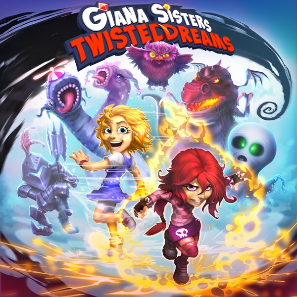 Giana Sisters: Twisted Dreams Coming To Xbox Live and PSN